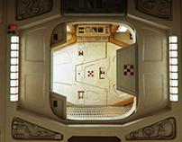 Alien Corridors