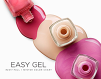 EASY GEL (THE FACE SHOP)