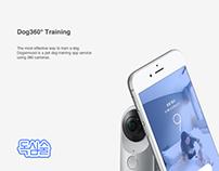 Dog Training Mobile Application UX/UI Design
