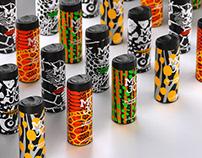 Set of Antiperspirants for Young Men