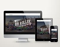 BH Roller - Responsive Website
