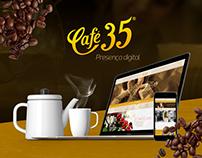 Café 35 - Presença Digital