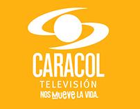 Nuevo posicionamiento Canal Caracol
