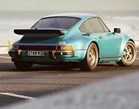 Timeless Machine - Porsche 911 Turbo (930)