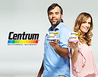 Complete formula from A to Zinc  - Centrum Pfizer
