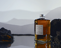 Nikka Whiskey packshot – Video