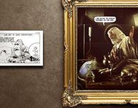 Editorial Cartoon reWorks - An Exhibition