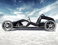 3D Printed Car Prop