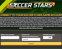 Soccer Stars Hack Cheat Online Coins and Bucks