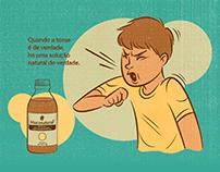 Para tosse de verdade | Muconatural