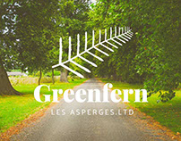 Greenfern - Branding & website
