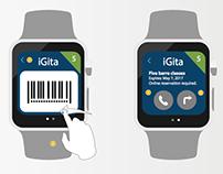 Groupon Smartwatch rapid prototyping