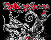 ROLLING STONE T-SHIRT COMMISSION