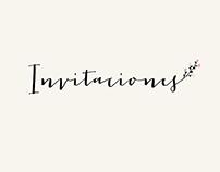 Social Invitations Design