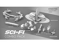 SCI-FI Combo Pack
