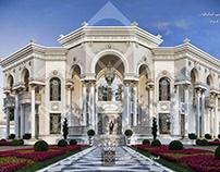 Classic Palace in Jordan