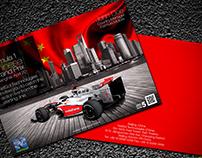 Invitation design for Netsol Technologies Ltd.