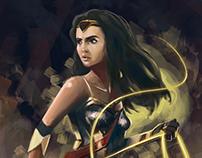 Wonder Woman // Comission
