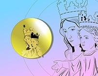 Medalha Comemorativa Nª Sra. Auxiliadora