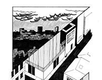 3 Panel Comic Page