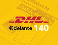 DHL Adelante 140