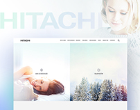 Hitachi Corporate Website