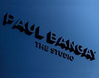 Paul Bangay Studio Identity