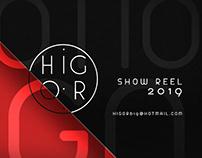 HIGOR PEREIRA SHOW REEL 2019