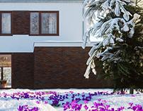t'Parcje winter garden | CGI