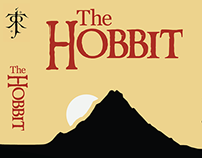 The Hobbit Book Jacket