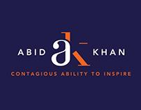 Inspirational Speaker Logo Design