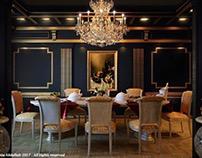 Classic Dinning Room