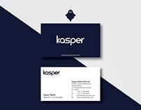 Kasper (LOGO/Business card)