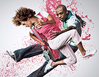 PUMA SPORTLIFESTYLE CAMPAIGN IMAGERY