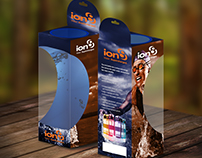 ion8 Water Supercharged Bottle Packaging