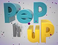Pep it up - intro