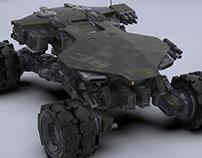 RR-03- AUTONOMOUS ROVER