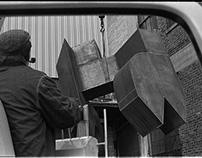 Sculpture Move 1968 - © Jeffrey Wertheimer