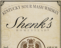 Shenks | Kentucky Sour Mash Whiskey