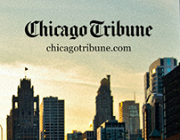 Chicago Tribune Website