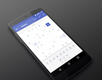 Sudoku android app redesign