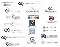 Real Estate Company Logo Design - Simple Elements