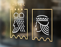 The rebranding of Piast Hotel