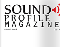 Sound Profile Magazine Live Music Posters