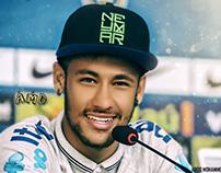 Neymar Edit & Retoutch