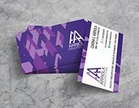 Tarjetas Personales Business Card