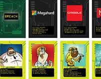 Breach: A Hacker Themed Card Game