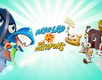 Maynilad: Mayni-LAD VS. Da Patapons