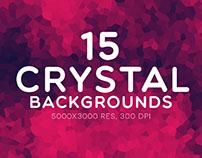 15 Free Crystal Backgrounds For Website Design