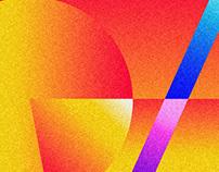 """Neon Dominik Logo/Cover art (""""SLU"""" single)"""